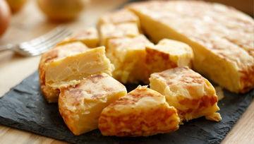 Kartoffel-Omeletts