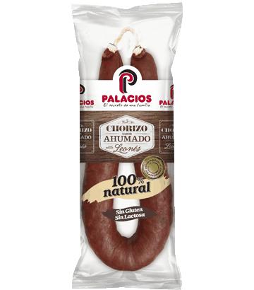 Spanische Chorizo - Paprika-Salami Geräuchert auf Leoner Art