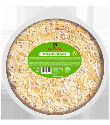 Vegane Pizza Palacios
